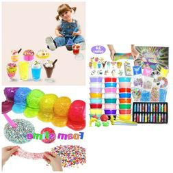 Slime Kit For Kids Toddlers Learning Toy DIY Supplies Arts a