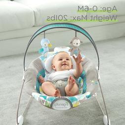 SmartBounce Automatic Baby Bouncer Seat in Moreland