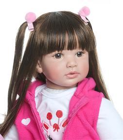 So Truly Real Baby Dolls 24inch Reborn Toddler Girls Dolls w