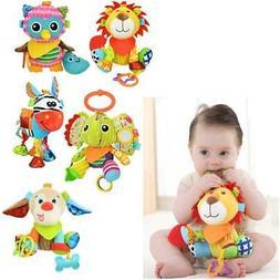 Soft Cotton Hanging Animal Plush Baby Toys