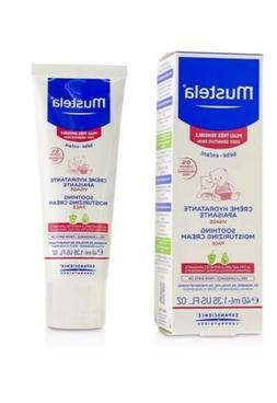 Mustela Soothing Moisturizing Face Cream 1.35 oz 40 ml. Baby
