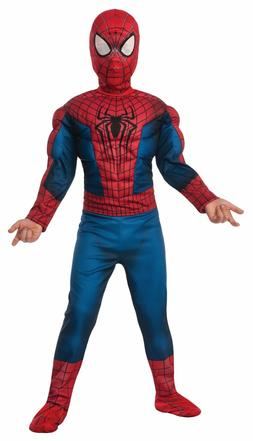 Spider-Man 2 Movie Rubie's Child Costume Marvel Comic Book S