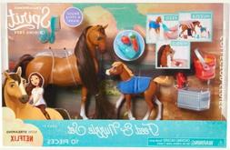 Spirit Riding Free Feed and Nuzzle Horse Set - 2 Pack Momma