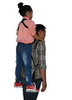 Standing Backpack Toddler Baby  Rider  carrier W/Backpacks u