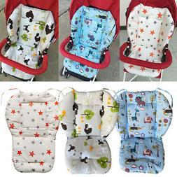 Star Print Baby Stroller High Chair Seat Cushion Liner Mat C