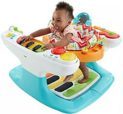 Step Play Piano 4 in 1 Activity Center Baby Toddler Interact