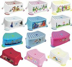 Solution STEP STOOL DISNEY CHARACTERS Baby/Toddler/Child Bat