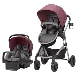 Baby Car Seat And Stroller Girls Infant Kid Travel System Ne