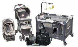 Stroller Baby Trend Travel System + Car Seat Infant Playard