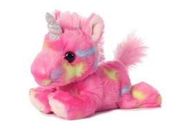 stuffed Animal, Aurora World Inc. Jellyroll-Unicorn Plush, B
