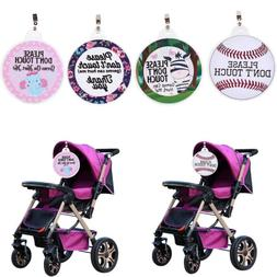 Stylish Baby Car Seat Tag Stroller Safety Tag Baby Carriage