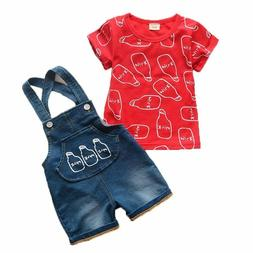 Summer Baby Boy Clothes Set Children Clothing Baby Products