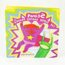 POO POURRI Super Dooper Pooper Kids Potty Training Book Bath