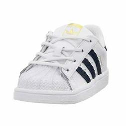 adidas Superstar Infant Sneakers Casual    - White - Boys