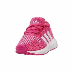 adidas Swift Run Infant Sneakers Casual    - Pink - Girls