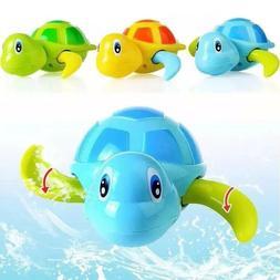 Swimming Animal Turtle Pool Toys Baby Girls Boys Kids Toddle