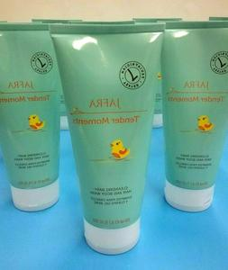 Jafra Tender Moments Cleansing Baby Hair and Body Wash New A
