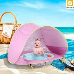 Tent Baby Beach UV-Protecting Toys Small House Waterproof Po