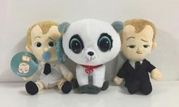 """The Boss Baby Movie 8"""" inches plush Your Choice Suit, Diaper"""