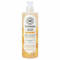 The Honest Company Baby Shampoo + Body Wash 17 fl oz