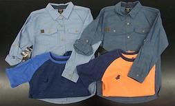 Toddler & Boys American Hawk 2pc Shirts Sets Size 2T - 14/16
