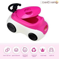 Toddler Potty Toilet Training Seat Baby Latrine Stool Toy Ca