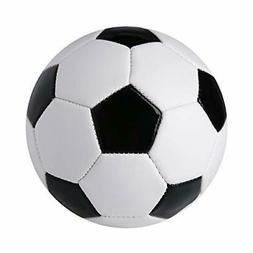 "Toddler Soft TPU 6"" Soccer Ball, Toy Gift Cute Mini Training"
