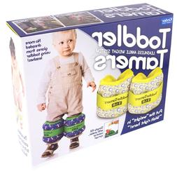 TODDLER TAMERS - Prank Fake Funny baby shower diapers PARODY