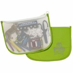 Toddler Toy Bag Single Pouch By - Machine Washable Organizer