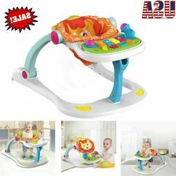 Toddler Walking Toys Sitting Posture 4-IN-1 Multi-function M