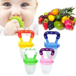 Toddlers Infant Baby Boys Girls Teething Toys Soft Silicone