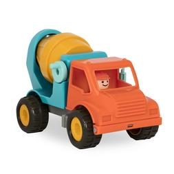 Toy Car Truck with Working Movable Parts and Driver-Toy Truc