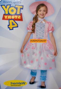 Toy Story 4 *BO PEEP* Halloween Costume Dress Leg Covers Hat