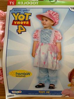 Toy Story 4 *BO PEEP* Infant Costume Dress Leggings Bonnet 2