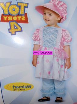 Toy Story 4 *BO PEEP* Infant Halloween Costume Dress Legging