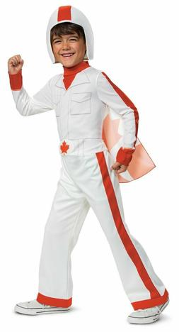 Toy Story 4 Duke Caboom Halloween Costume Boy 3T 4T Toddler