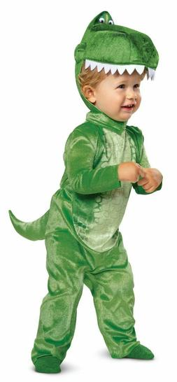 Toy Story 4 Movie Rex Halloween Costume 2T 24 Months Toddler
