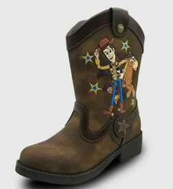 Disney Pixar TOY STORY 4 Movie Toddler Boys' Brown Western B