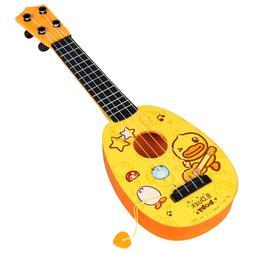 """Toy Ukulele Kids Musical Instruments Toddler Education 17"""" C"""
