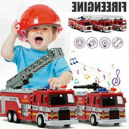 Toys for Boys Kids Fire Truck Car 3 4 5 6 7 8 9 year age Bes
