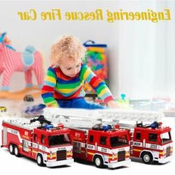Toys For Boys Kids Fire Truck for 3 4 5 6 7 8 9 10 Years Old