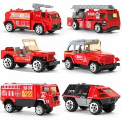 Toys Model Boy Cars Military Fire Vehicle Truck Xmas Gifts F