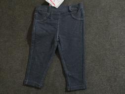 Toys R Us Koala Kids Baby Girl 3-6 Months Jean Look Leggings