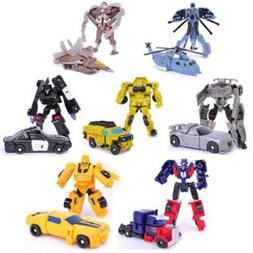 Transformers Robot Human Cars Classic Kids Children Boys Gir