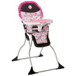 Pink Baby Girl Feeding High Chair Tray Safety Strap Minnie M