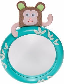 Taf Toys Tropical Car Mirror | Rear Facing Baby Mirror Enabl