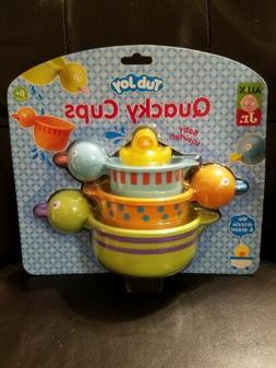 Tub Joy Quacky Cups Baby Bath Toys