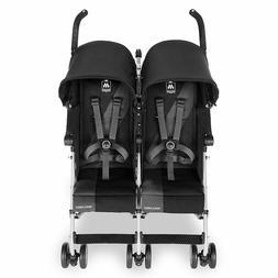 Maclaren Twin Triumph WM1Y120032 Black/Charcoal Baby double