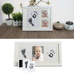 Unisex Baby Care Non-Toxic Handprint Footprint Imprint Kit P