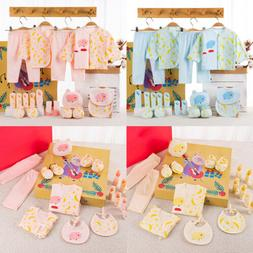 Unisex Boy Girl Gift Sets 2PCS Baby Clothes COTTON O-neck In